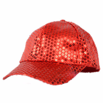 silver sequin baseball cap product options alt men women kids ladies caps womens